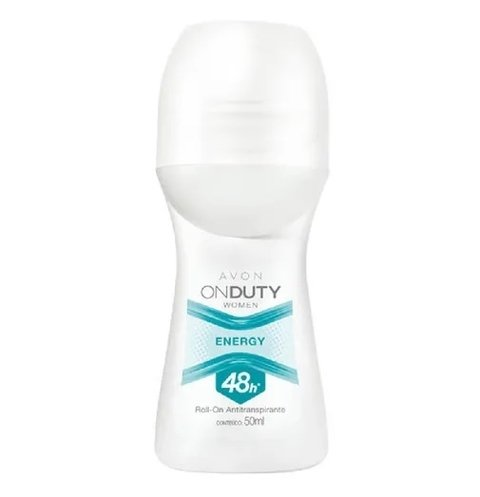 Desodorante Roll-On On Duty Women Energy 50ml [Avon]