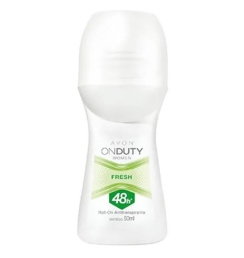 Desodorante Roll-On On Duty Women Fresh 50ml [Avon]