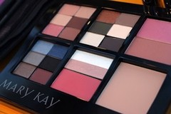 Display de Maquiagem [Mary Kay]