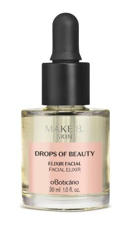 Drops Of Beauty Elixir Facial 30 ml [Make B - O Boticário]