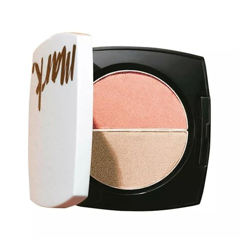 Duo Blush e Iluminador [Mark - Avon]