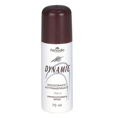 56595fb91 Dynamic Desodorante Antitranspirante Roll-on 70ml  Hinode