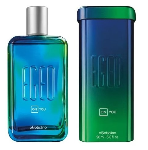 Egeo On You Colônia Desod. Masculina 90ml [O Boticário]