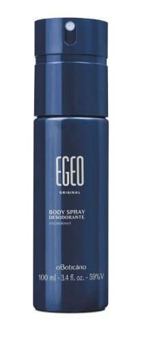 Egeo Original Desod. Body Spray 100ml [O Boticário]