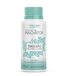 Emulsão Neutralizante Straight Hair 100ml [Innovator - Itallian]