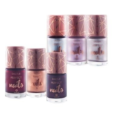 Esmalte Metalizado Perfect Nail 10ml [Dazzle Celebration - Hinode]