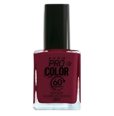 Esmalte Pro color 10ml [True - Avon]