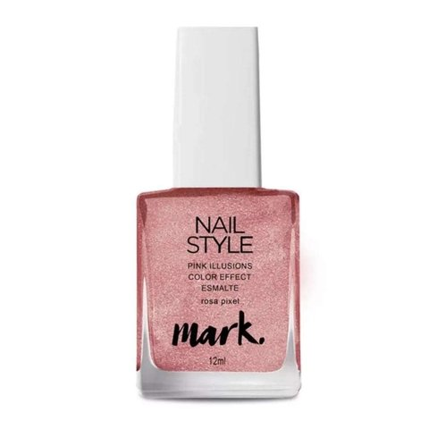 Esmalte Nail Style Pink Illusions 12ml [Mark - Avon]