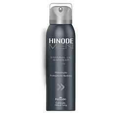 Espuma De Barbear Hidratante 150ml [Men - Hinode]