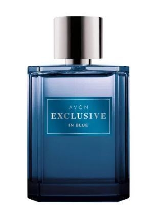 Exclusive In Blue Colônia Desod. Masculina 75ml [Avon]
