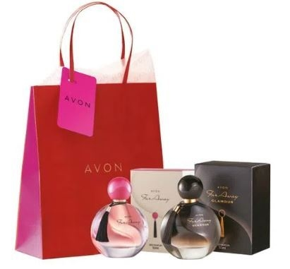 Presente Far Away + Mini Glamour [Avon]