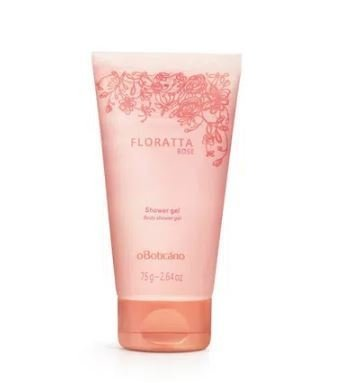 Shower Gel Floratta Rose 75g [O Boticário]