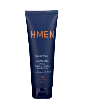 Gel Capilar H-Men 120g [Hinode]
