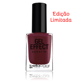 Gel Effect Keratin Esmalte 10ml [Bellaoggi - Hinode]