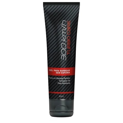 Gel para Barbear 300 KM/H Turbo Care 90g [Avon]