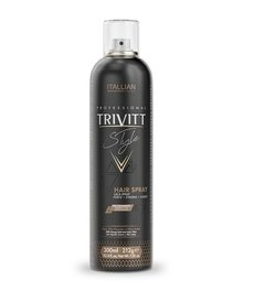 Hair Spray Lacca Forte 300ml [Trivitt - Itallian]