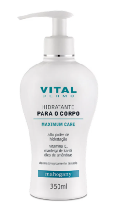 Hidratante Corporal Maximum Care Vital 350ml [Mahogany]