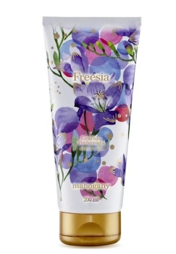 Hidratante Freesia 200ml [Mahogany]