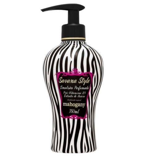 Hidratante Style Pleasures 350ml [Mahogany]