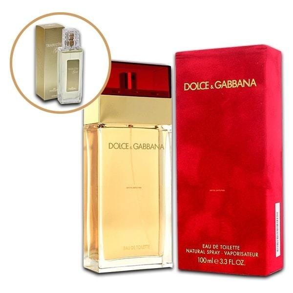 b00bafe73fee0 Traduções Gold Feminino Nº08 100ml - Dolce   Gabbana  Hinode