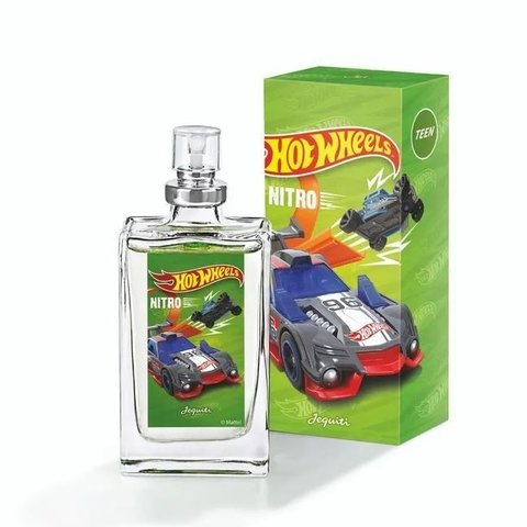Hot Wheels Nitro Colônia 25ml [Jequiti]