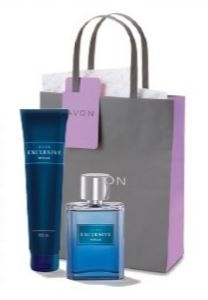 Presente Exclusive in Blue + Pós Barba [Avon]