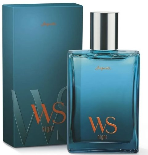 WS Night Colônia Masculina 100ml [Jequiti]