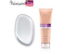 Kit Base BB Cream 5 em 1 [L'Oréal Paris] + Silisponge