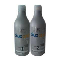 Kit Blue Gold Premium 500ml: Shampoo + Condicionador [Salvatore]