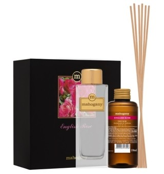 Kit Difusor de Ambiente English Rose [Mahogany]