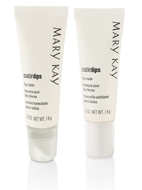 Kit Lábios de Seda Satin Lips [Mary Kay]