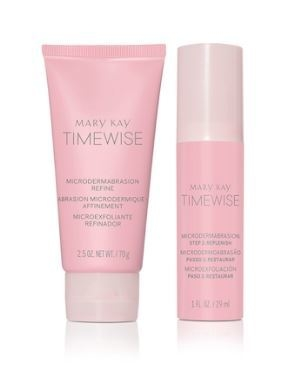 Kit Microdermoabrasão [TimeWise - Mary Kay]
