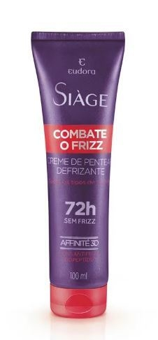 Leave-In Combate o Frizz 100ml [Siàge - Eudora] - comprar online