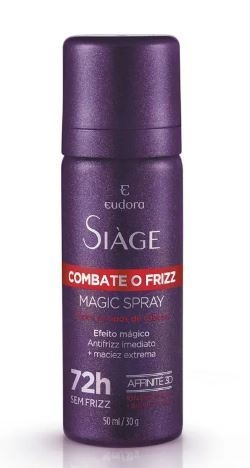Magic Spray Combate o Frizz 50ml [Siàge - Eudora] - comprar online
