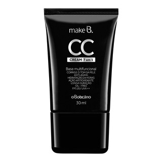 CC Cream Base Multifuncional 7 em 1 [Make B. - O Boticário]