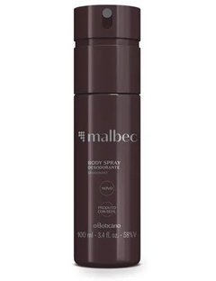 Malbec Desodorante Body Spray 100ml [O Boticário]