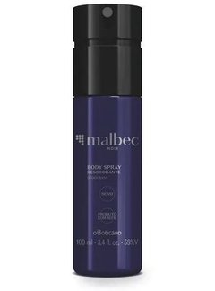Malbec Noir Desodorante Body Spray 100ml [O Boticário]