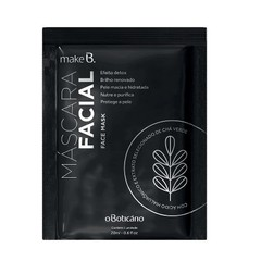 Máscara Facial 20ml [Make B. - O Boticário]