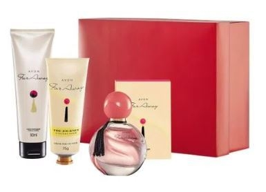 Presente Far Away Mini Especial [Avon]