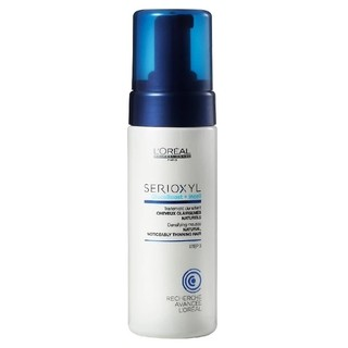 Mousse Capilar SerioXYL GlucoBoost + Incell Traitement Densifant Step 3 125ml [L'oréal Professionnel]