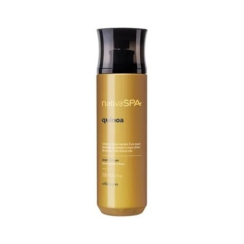 Nativa SPA Body Splash Des. Colônia Quinoa 200ml [O Boticário]