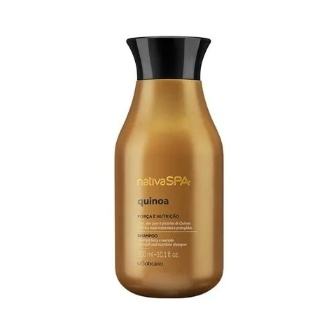Nativa SPA Shampoo Quinoa 300ml [O Boticário]