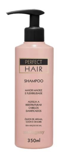 Shampoo Perfect Hair 350ml [Mahogany]