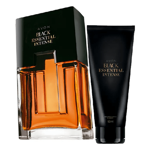 Presente Black Essential Intense [Avon]