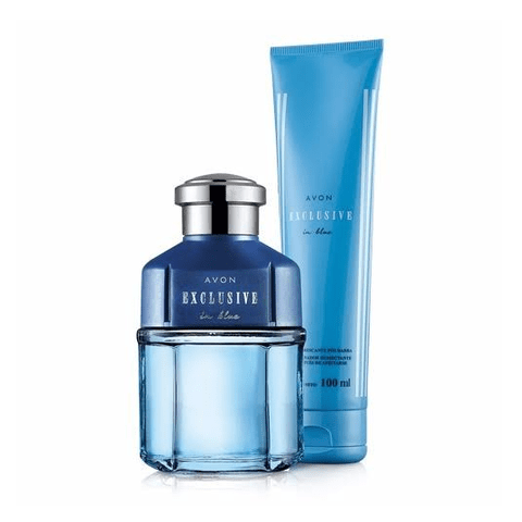Presente Exclusive in Blue [Avon]