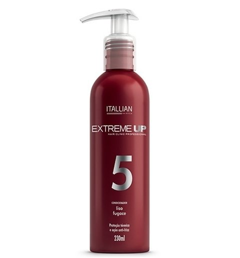 Protetor Térmico Liso Fugace Extreme Up 5 230ml [Itallian]