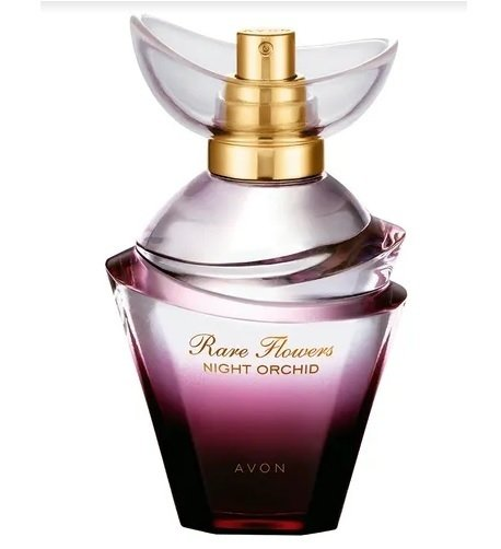 Night Orchid Rare Flowers Eau de Parfum Feminino 50ml [Avon]