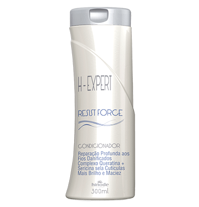 Resist Force Condicionador Reconstrutor 300ml [H-Expert - Hinode]
