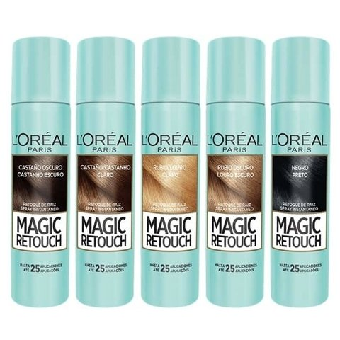 Retoque de Raiz em Spray Magic Retouch 75ml [L'oréal Paris]