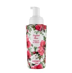 Sabonete em Mousse English Rose 350ml [Mahogany]